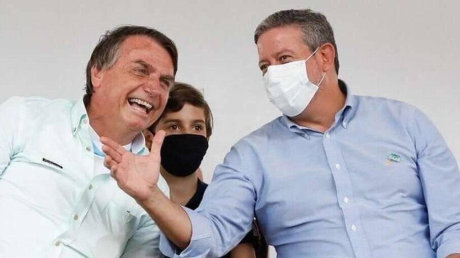 Bolsonaro apoiou a eleição de Arthur Lira para a Presidência da Câmara