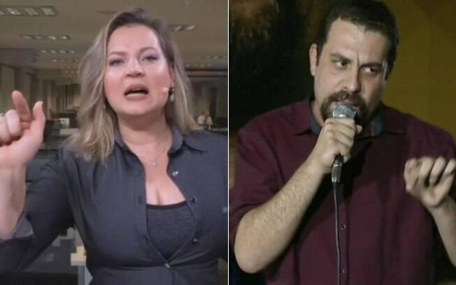 Joice Hasselmann e Guilherme Boulos protagonizaram uma discussão acalorada no Twitter