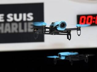 A Parrot, é uma empresa francesa de drones