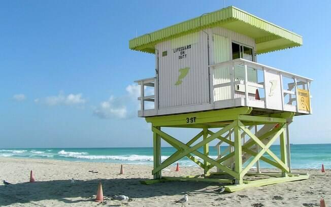 Casa de praia que será manupilada