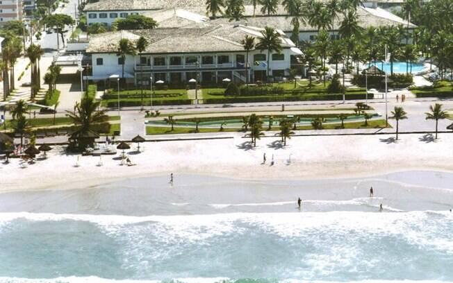 Casa Grande Hotel, no Guarujá, litoral de São Paulo, se encaixa na categoria resort