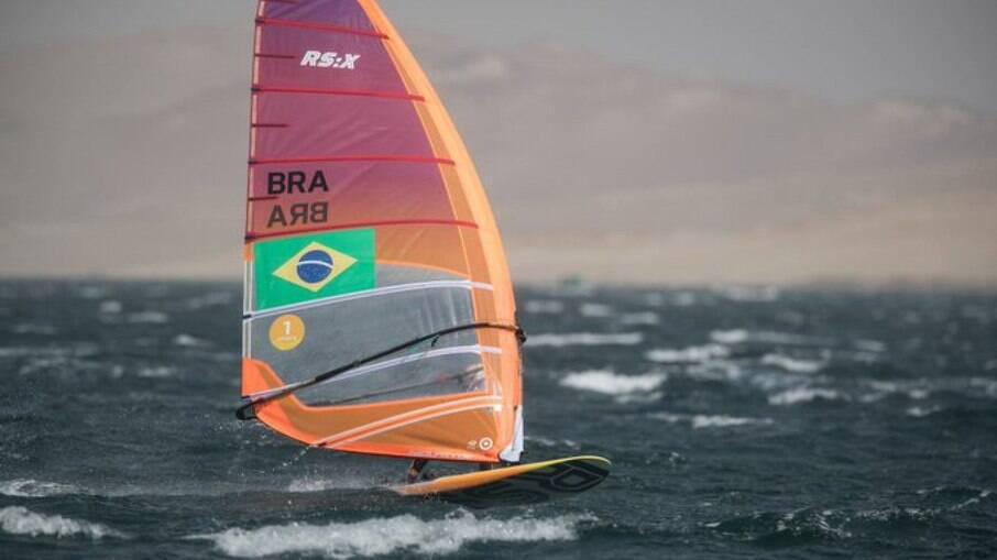 Patrícia Freitas termina em décimo lugar na classe RSX da vela