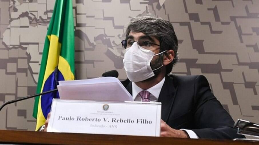 Paulo Roberto Vanderlei Rebello Filho, diretor-presidente da ANS