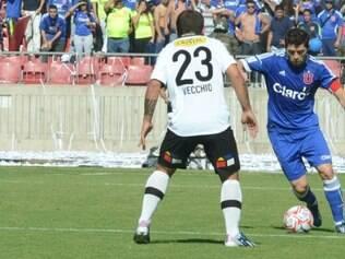José Rojas sabe a importância do superclássico, mas primeiro pensa na classificação na Libertadores