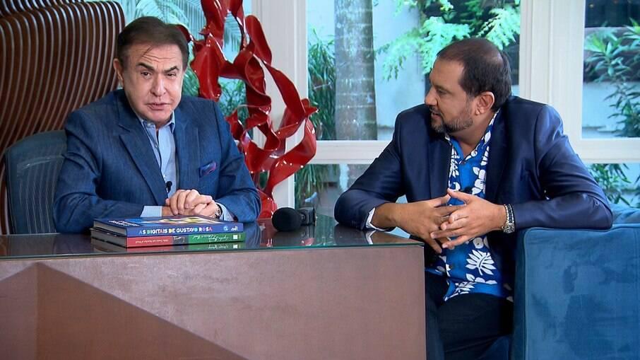 Amaury Jr e Geraldo Luís