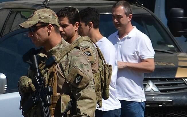 Joesley Batista cumpriu prisão temporária em Brasília antes de ser encaminhado à PF em São Paulo