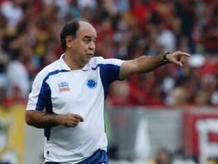 Marcelo Oliveira viu o Cruzeiro perder a segunda partida seguida no returno e somar seis derrotas até aqui no Brasileirão