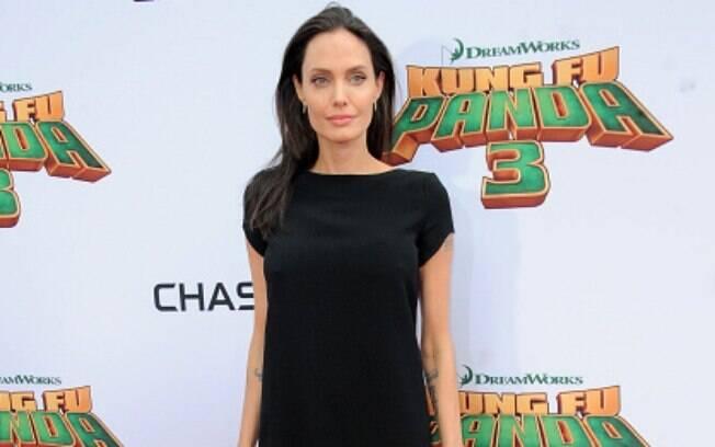 Em evento em janeiro, aparência de atriz já havia chamado atenção