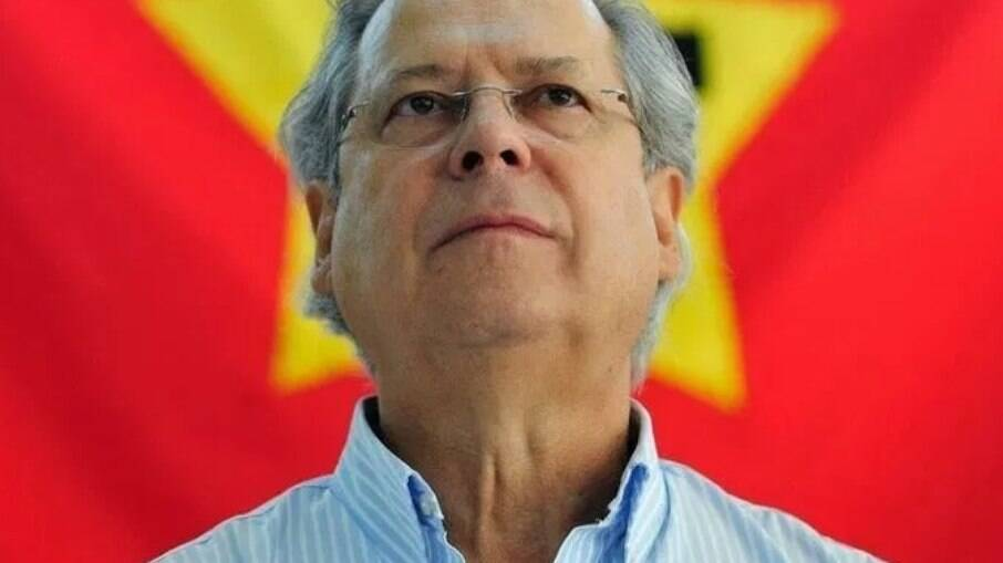 Ex-ministro chefe da Casa Civil, José Dirceu