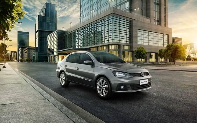 Volkswagen Voyage está entre os modelos em oferta da linha, assim como o Gol 1.0 , CrossFox e o sedã Jetta