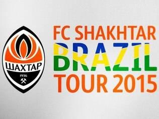Shakhtar Donetsk atuará contra contra Bahia, Flamengo e Internacional, além de Atlético e Cruzeiro