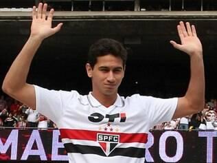 São Paulo, de Ganso, ficou no grupo mais fácil da competição