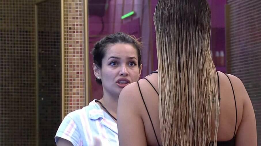 Juliette diz que Gil não faz mais parte do pódio dela