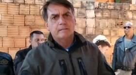 Bolsonaro chama Doria de