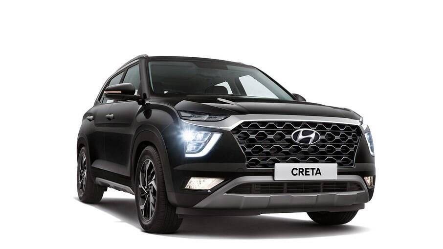 Hyundai Creta feito em Piracicaba (SP) ganha traços do SUV lançado na Índia no ano passado