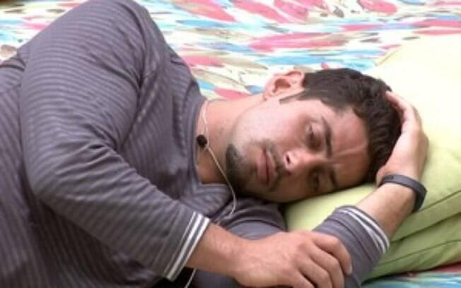 Marcelo ficou deprimido o dia inteiro