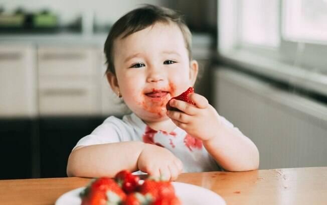 Introdução alimentar: quando incluir alimentos na dieta do bebê
