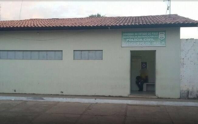 Sede da delegacia de Polícia Civil em União, no interior do Piauí