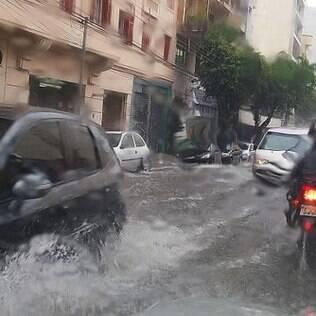Chuva ameaça economia de água; termos sobre a crise despencam nas redes sociais