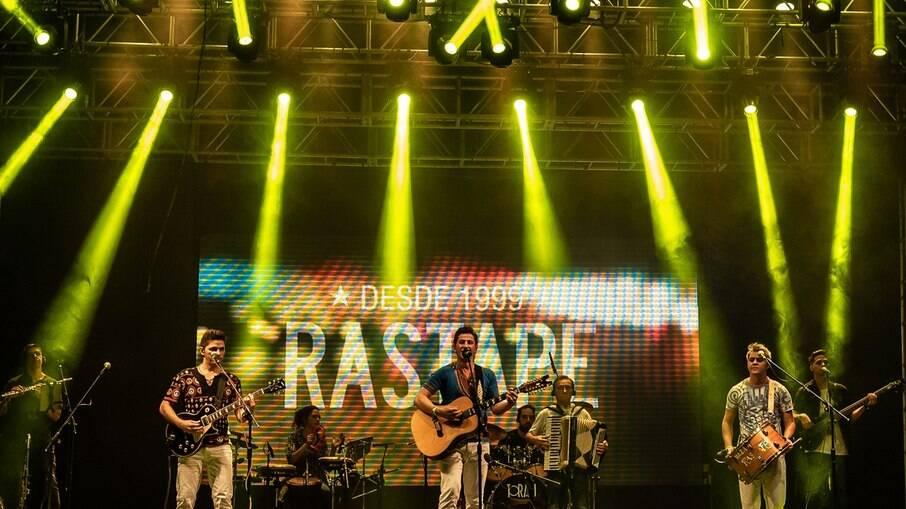 Banda Rastapé