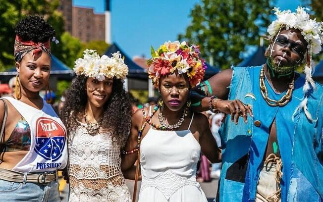 O movimento Afropunk é sinônimo de liberdade de expressão e vida