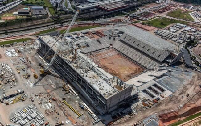 Arena Corinthians Itaquera