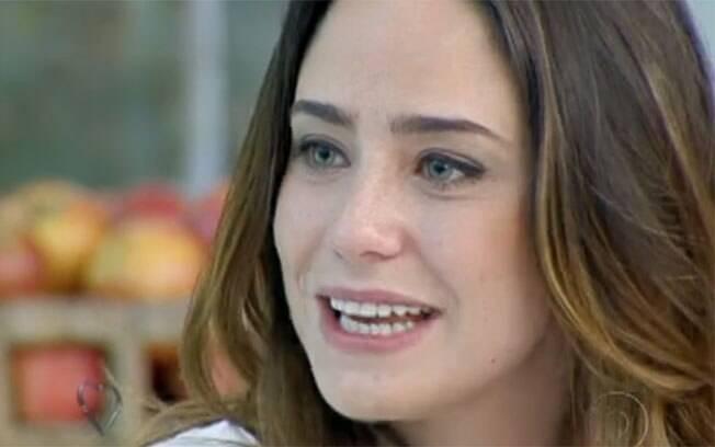 Fernanda Vasconcellos faz suspense sobre o final da novela