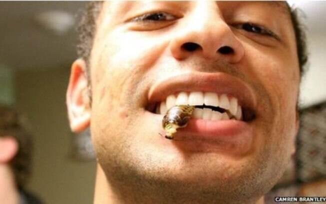 Por 30 dias, Camrey Brantley-Ríos comeu insetos no café da manhã, almoço e jantar