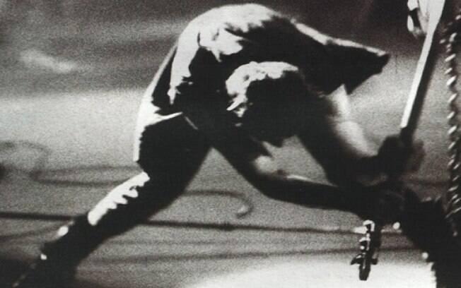 The Clash foi um dos pioneiros do punk, estilo marcado pelas músicas com contestações sociais