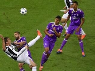 6da2ffb9b8278 Real Madrid e Juventus decidiram a última Champions