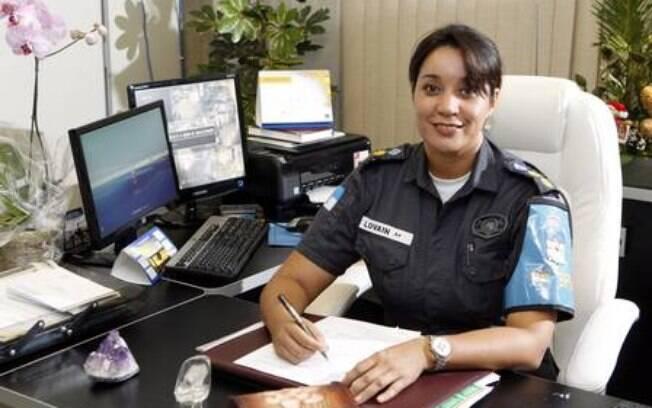Sargento Rosieni Oliveira Almeida é suspeita de envolvimento no esquema