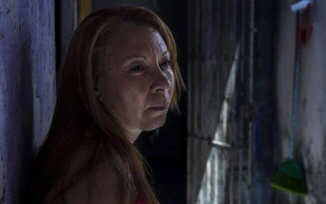 Lucineide da Silva Damasceno busca o filho desaparecido desde 2008 - Comitê Internacional da Cruz Vermelha (CICV)