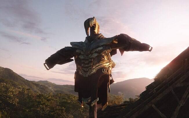 Cena de Vingadores: Ultimato, que estreia nesta quinta-feira (25) nos cinemas brasileiros