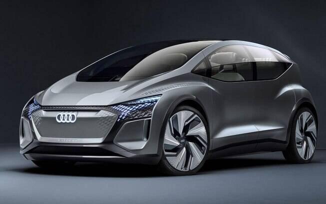 Entre os elétricos do Salão de Xangai 2019, o Audi AI:ME prevê o futuro da mobilidade urbana