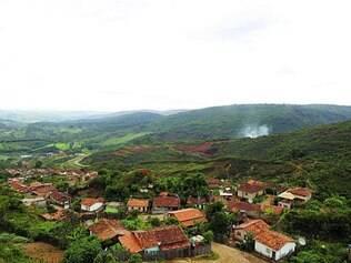 Morro do Pilar. Com obras do mineroduto, cenário bucólico dividirá espaço com 6.000 trabalhadores
