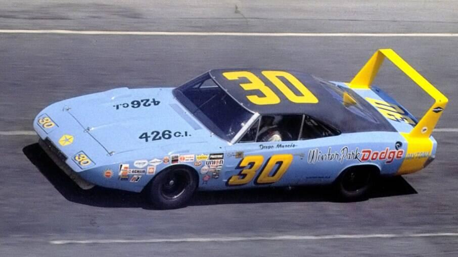 Dodge Daytona: faz alusão a um dos circuitos norte-americanos onde se atinge altas velocidades