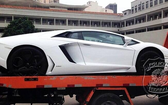 O Lamborghini Aventador de Eike Batista foi uma das supermáquinas do empresário, que já teve um SLR McLaren