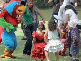 Vale Verde preparou uma programação especial para o feriado de Carnaval