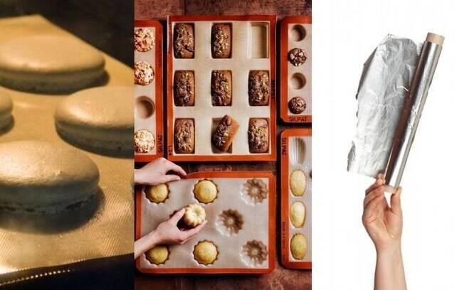Há diversos modos de fazer com que alimentos não grudem