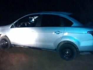 Veículo apreendido foi roubado na última terça, em Divinópolis