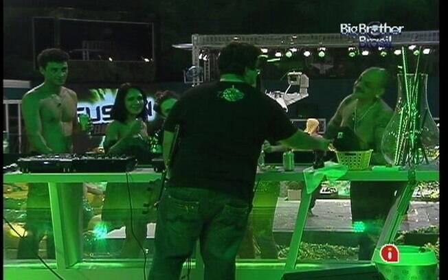 Competidores se despedem de André Marques