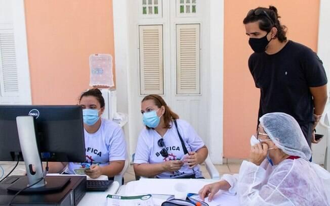 Campinas reabre agendamento da vacinação para maiores de 43 anos
