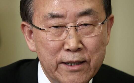Cultura e religião não podem justificar preconceito contra gays, diz Ban Ki-moon - Home - iG