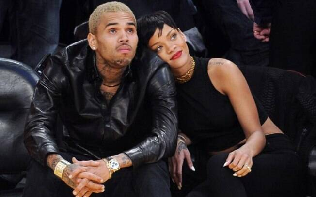 Chris Brown já foi  condenado após agredir Rihanna em 2009