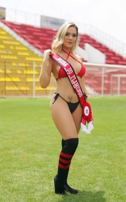Flamengo%3A Júlia Katerine – 24 anos – Paraty (RJ)