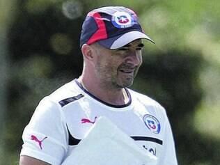 Cortes. Sampaoli ainda terá que dispensar outros quatro jogadores chilenos