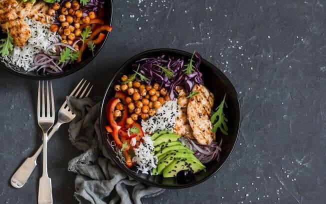 cuidar da alimentação é uma das dicas para emagrecer