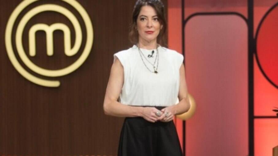 Ana Paula Padrão é criticada por comentário no