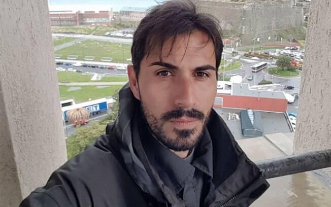 Ex-goleiro do Cagliari, Davide Capello, sobreviveu à queda de ponte em Gênova