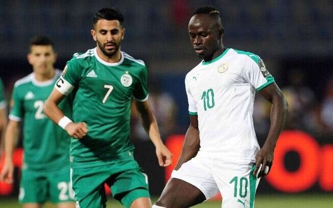 Senegal%2C de Mané%2C e Argélia%2C de Mahrez%2C fazem a grande final da Copa Africana de Nações 2019
